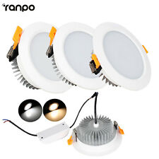 LED Downlight Ceiling Light Recessed 5W 9W 15W Lamp 150W Equivalent AC 85-265V