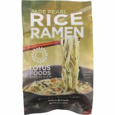 Lotus Foods Ramen - Organic - Jade Pearl Rice - with Miso Soup - 2.8 oz - case o