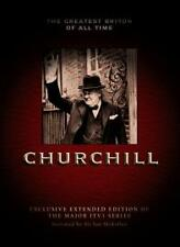 Churchill. ITV Series. Extended Edition. Dvd=narrated by sir ian mckellan