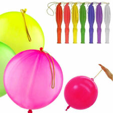 50pcs Latex Punch Balloons Childrens Party Bag Filler Birthday Favor Kids Toy