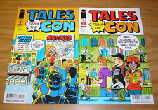 Tales From The Con #1-2 VF/NM complete series - chris giarrusso - image comics