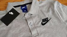 NWT, $45. MSRP, Mens Nike 100% Cotton Matchup Golf Polo Shirt Style # 832865