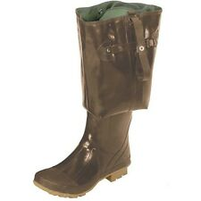 Hodgman Caster Rubber Hip boots Waders    11 & 12 insulated foot CLEATED  NEW