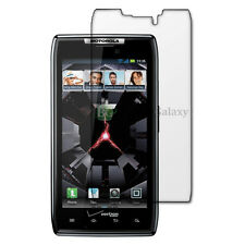 1 3 6 10 Lot LCD Ultra Clear Screen Protector for Verizon Motorola Droid RAZR 4G