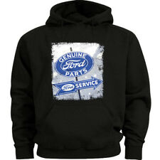 Ford hoodie men's hooded sweatshirt Ford parts tin sign decal mustang racing