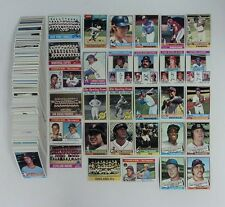 1976 Topps lot 311 diff Leaders HoFer's STARS Teams NRMINT CLEARANCE SALE