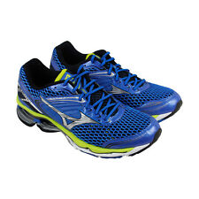 Mizuno Wave Creation 17 Mens Blue Mesh & synthetic Athletic Running Shoes