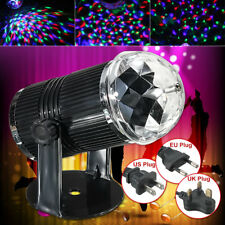 1W Mini Stage Lighting RGB Effect Laser Projector Light Show Party DJ Disco