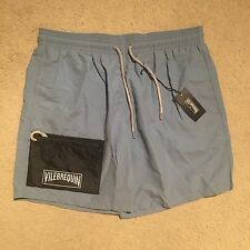 Vilebrequin Moorea Solid Swim Shorts / Trunks - Embruns Size L-XXXL RRP: £135