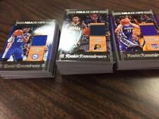 2017-18 NBA Hoops Rookie Remembrance Jersey Singles Pick Card Make Own Lot YFTS