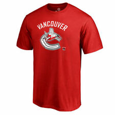 Fanatics Branded Vancouver Canucks Red Canada Wave T-Shirt - NHL