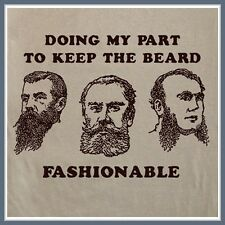Beards Funny T SHIRT Saying Beard Moustache T Shirt trimmer clippers barber Tee