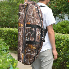 Archery Arrow Bow Backpack Bag Pouch Mount Recurve Longbow Compound Bow lot
