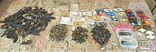 PARTS LOT vintage SLOT CAR body CHASSIS tyco TIRE aurora DECAL afx REPAIR t-jet