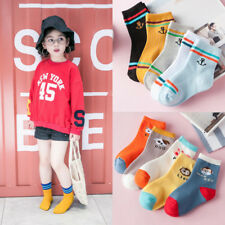 New Comfortable Multi-Color  Cute Baby Soft Cotton Warm Socks Girls Diverse