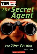 The Secret Agent and Other Spy Kids Allan Zullo 2006 Paperback Buy2BooksGet1Free