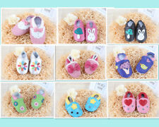 Leather Infant Baby Shoes Prewalker Boy Girl Soft Sole Toddler Boots Crib Kids