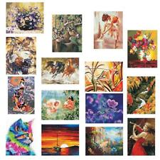 40*50CM DIY Acrylic Paint By Number Kit Oil Painting Wall Decor On Canvas