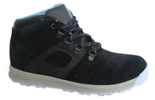 Timberland Scramble WP Lace Up Black Leather Junior Hiking Boots A1A5P D53