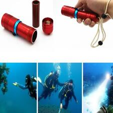 Ultra Bright Waterproof Diving Torch Outdoor Portable Diving LED Flashlight
