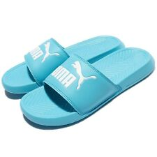 Puma Popcat Rubber Blue White Men Women Sandal Slippers Slides 360265-17