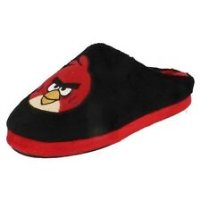Boys Angry Birds Mule Slippers Label OB angry birds