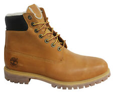 Timberland Premium 6 Inch Lace Up Brown Leather Mens Boots 6065R D24