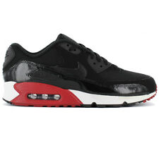 Nike Air Max 90 ESSENTIAL SHOES MEN'S SNEAKERS BLACK TRAINERS NEW 537384-066