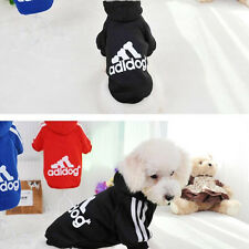 Cute Pet Coat Dog Jacket Winter Clothes Puppy Cats Sweater Coat Clothing Apparel