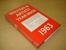 Writers and Artists Year Book 1963 by Various, Various, Adam and