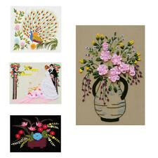 3D DIY Cross Stitch Kits Handmade Needlework Embroidery for Home Decor Gift