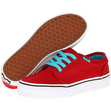 Vans Kids 106 Vulcanized Mens Footwear Shoe - Chilli Pepper All Sizes