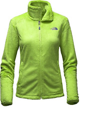 NWT The North Face Osito 2 Fleece Jacket Sharp Green Womens Winter