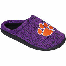 Clemson Tigers Cup Sole Slippers