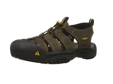 New KEEN Mens Newport Bison Hiking Trail Walking Sandals Water Shoes Size 8