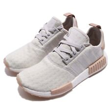 adidas Originals NMD_R1 W Grey Peach White Women Running Shoes Sneakers DB1145