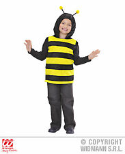 Costume with Hoodie Bee Girl, 110-116, 128-134, Carnival
