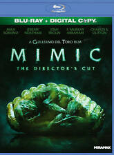 Mimic: The Director's Cut (Blu-ray) - Brand New & Sealed