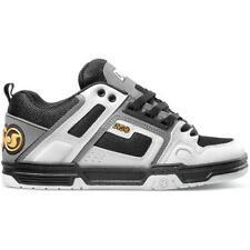 Dvs Comanche Mens Footwear Shoe - White Charcoal Leather All Sizes
