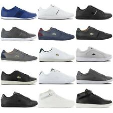 Lacoste Men's Shoes Sneakers Europa Carnaby Turbo Misano Leather 217 317 417 NEW