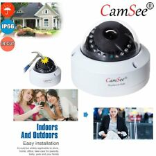 Waterproof Night Vision IP Camera Audio Outdoor Wireless 1MP IR Full HD 720 WIFI