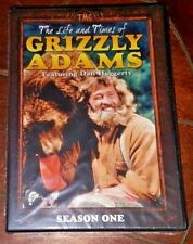 The Life & Times of Grizzly Adams: Season 1 (DVD, 2012, 4-Disc Set)