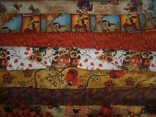 THANKSGIVING fall HARVEST BTY Cotton quilt FABRIC U-Pick See LISTING for INFO