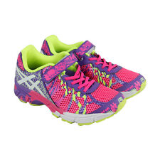 Asics Gel Noosa Tri 9 Ps Boys Multi Color Mesh Athletic Lace Up Training Shoes