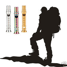 Portable Climbing Camping Hiking Whistle Outdoor Emergency Survival Whistle Tool