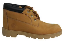Timberland Earthkeepers Lace Up Wheat Leather Junior Chukka Boots 1899R D139