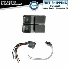 Headlight Headlamp Switch w/ Plugs Wiring for Ford Mustang GT w/ Foglights (Fits: Mustang)