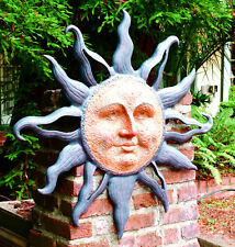 Rising Sun Garden Wall Plaque/Sculpture by SPI Home/San Pacific Int'l 30808