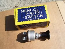 Vintage Automobile NOS switch dash foglight head lamp gm ford chevy rat rod vw (Fits: MG Magnette)