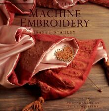 MACHINE EMBROIDERY (NEW CRAFTS), , Used; Good Book